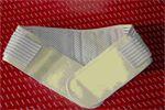 Оздоровительные пояс, наколенники и накладка на шею с турмалином