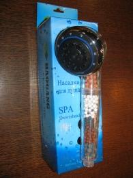 SPA душ с турмалином