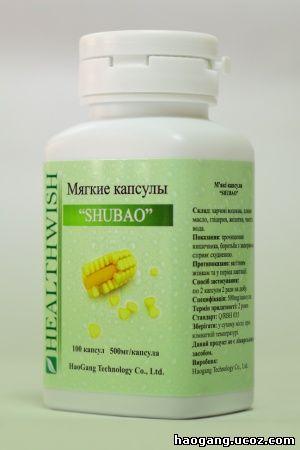 Haogang SHUBAO - пищевые волокна